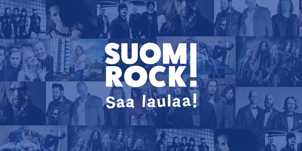 Suomirock saa oman valtakunnallisen radiokanavan!