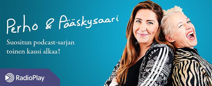 Kuulijoiden pyynnöstä: Perho & Pääskysaari kausi 2