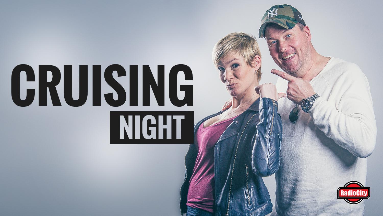 Kesäiltojen kuningas Cruising Night palaa Radio Citylle