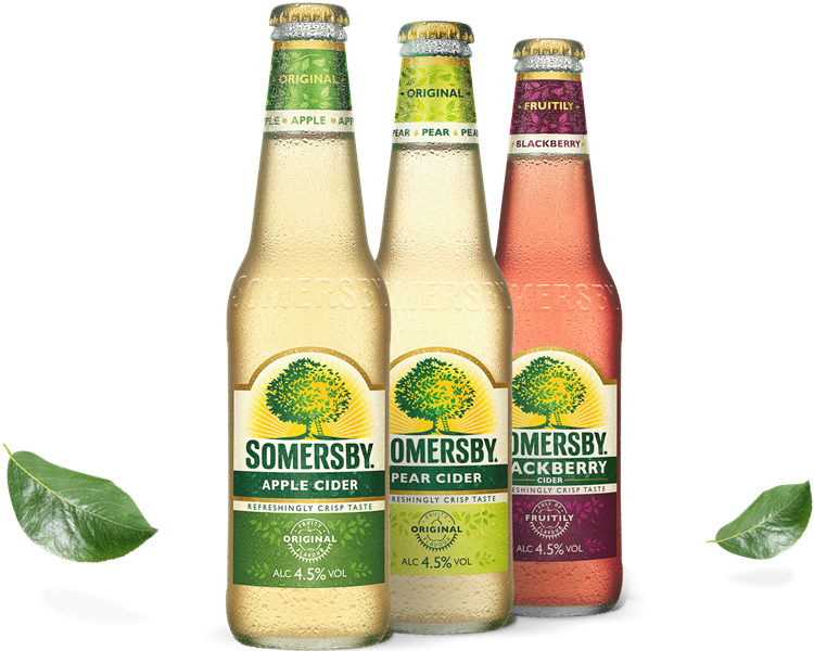 Case: Somersby